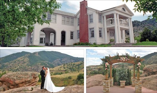 Renewing Your Vows Venue West Orange: Willow Ridge Manor Morrison Colorado Wedding Reception