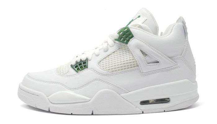 air-jordan-iv-4-retro celtics - Google Search