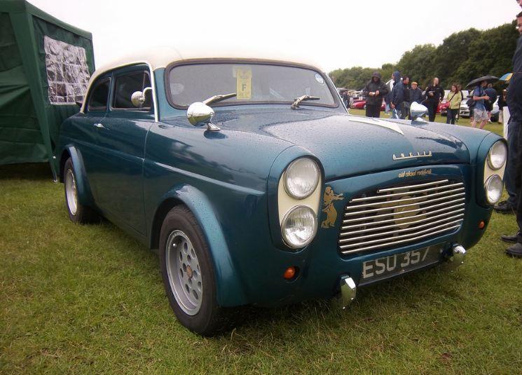 1959 Ford Anglia 100e Custom Ford Anglia Classic Cars European