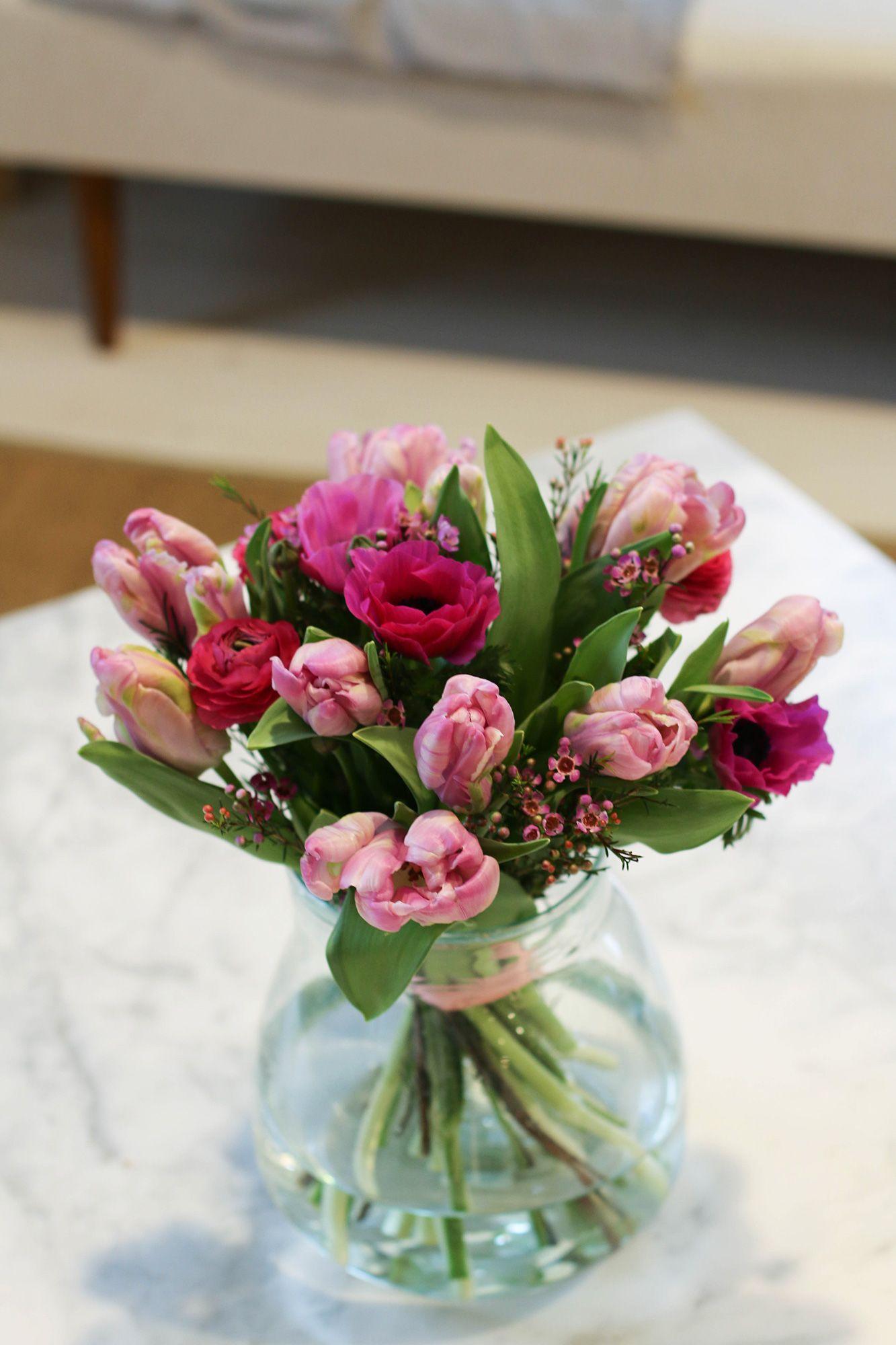 interflora beställa blommor