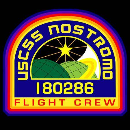 Alien Nostromo Ripley Prometheus Sweat Pullover WEYLAND YUTANI CORP SWEATSHIRT