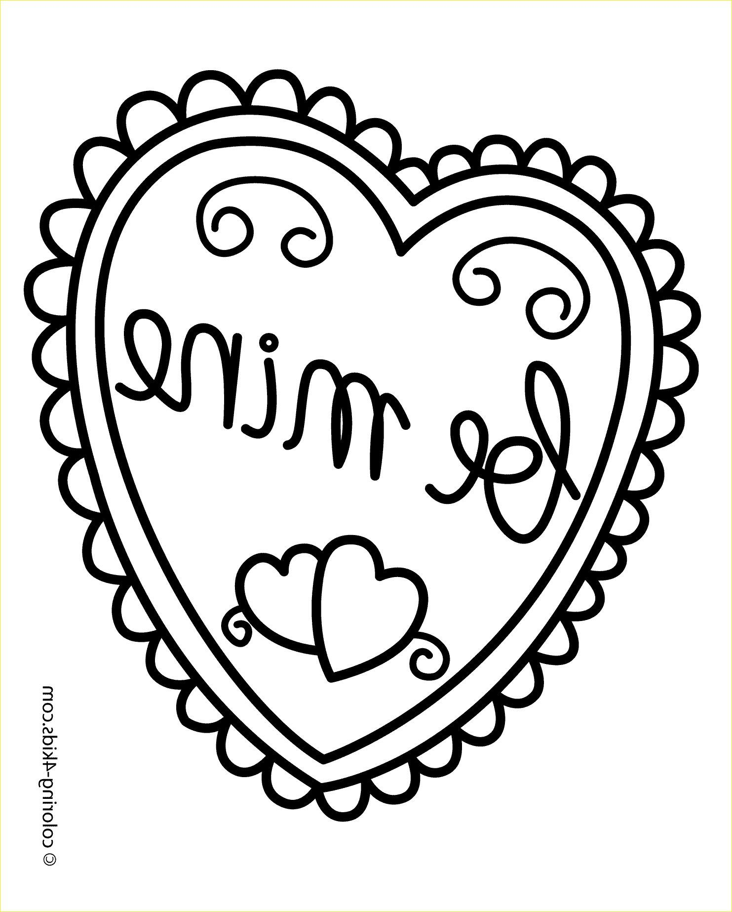 19 Elegant Valentines Day Hearts Coloring Pages Photos Heart Coloring Pages Valentines Day Hearts Valentines Day Images Free