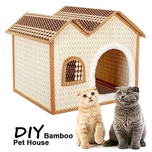 Petsfit 2 Story Outdoor Weatherproof Cat House X2f Condo X2f Shelter With Stair 30 Quot X22 Quot X29 Quot Outdoor Cat House Indoor Dog House Outdoor Cats