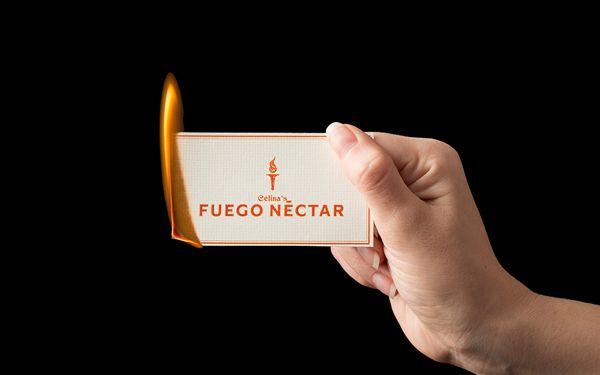 Fuego Néctar on Behance