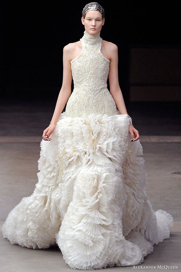 The Best of Alexander Mcqueen Wedding Dress ~ Now The Time For Break ...