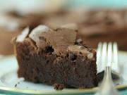 How to Make Chocolate Souffle Cake
