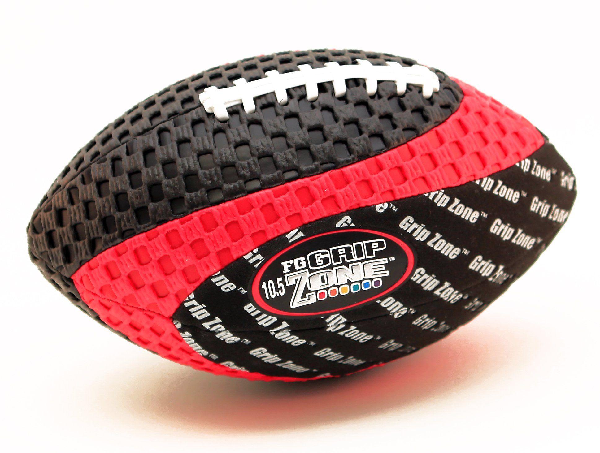 Grip Zone 10.5 (V) Jr. Football Red Sports, Football