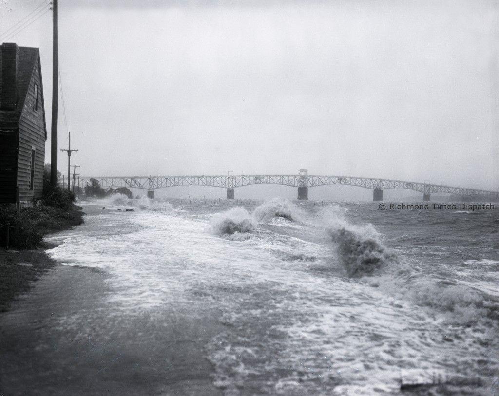 Hurricane Hazel 1954 Richmond Times Dispatch Hurricane Hazel Atlantic Hurricane Hurricane Season