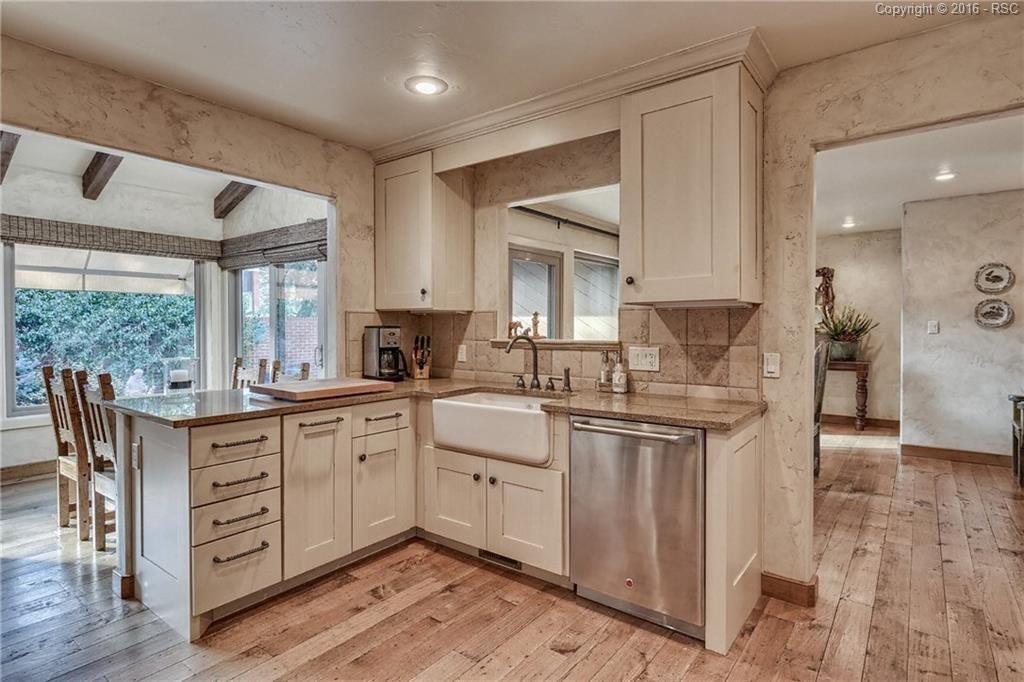 Image result for kitchen peninsula with sink Kitchen