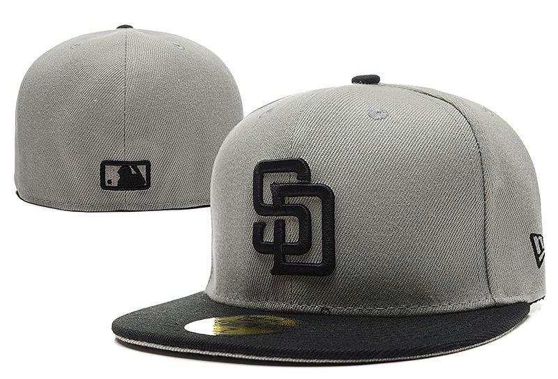 MLB San Diego Padres caps 011