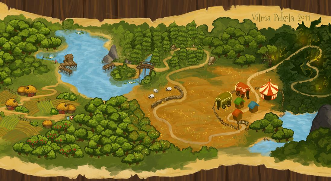 Карта для игры картинки