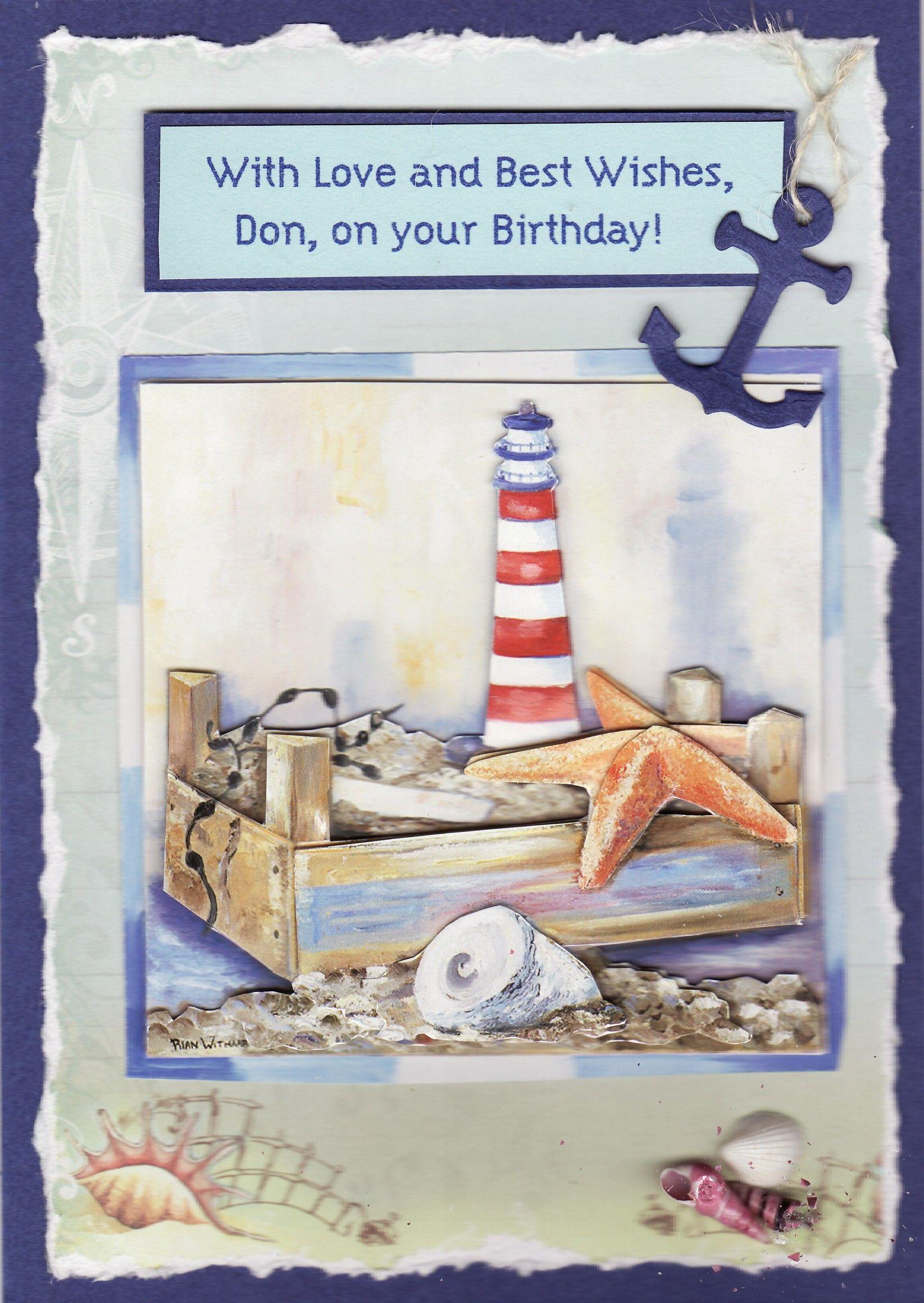 3d birthday card by tassie scrapangel 3d birthday card