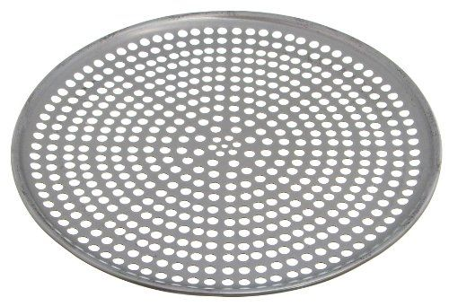 Browne Foodservice 575353 Thermalloy Aluminum Perforated Pizza Pan 13inch Click Image For More Details This Is An Amazon Affilia Pan Pizza Food Service Pan