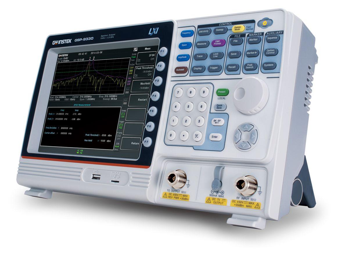 Fast Arrival Gwinstek Gsp730 3ghz Spectrum Analyzergrf1300 Gbppr 1 Ghz Analyzer Second Local Oscillator Schematic