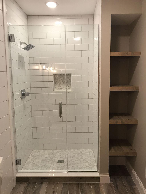 Inspiring Small Bathroom Remodel Ideas In 2020 Basement Bathroom