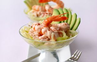 recipe: prawn and avocado cocktail [10]