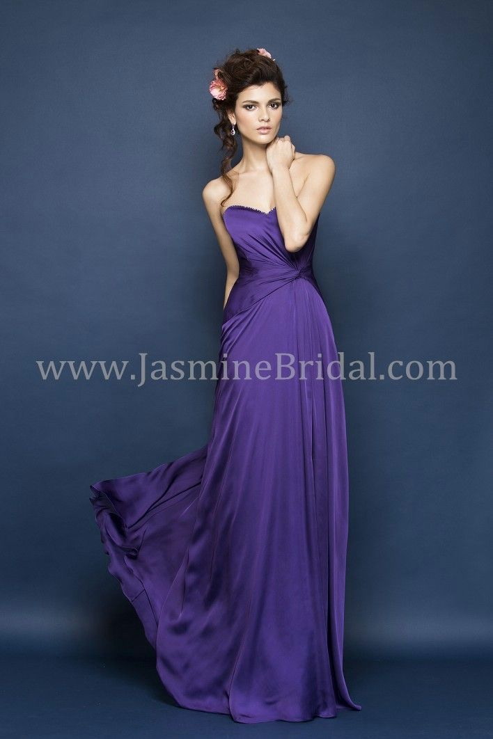 Jasmine Belsoie Bridesmaid Dresses - Style L154067 #bridesmaid ...