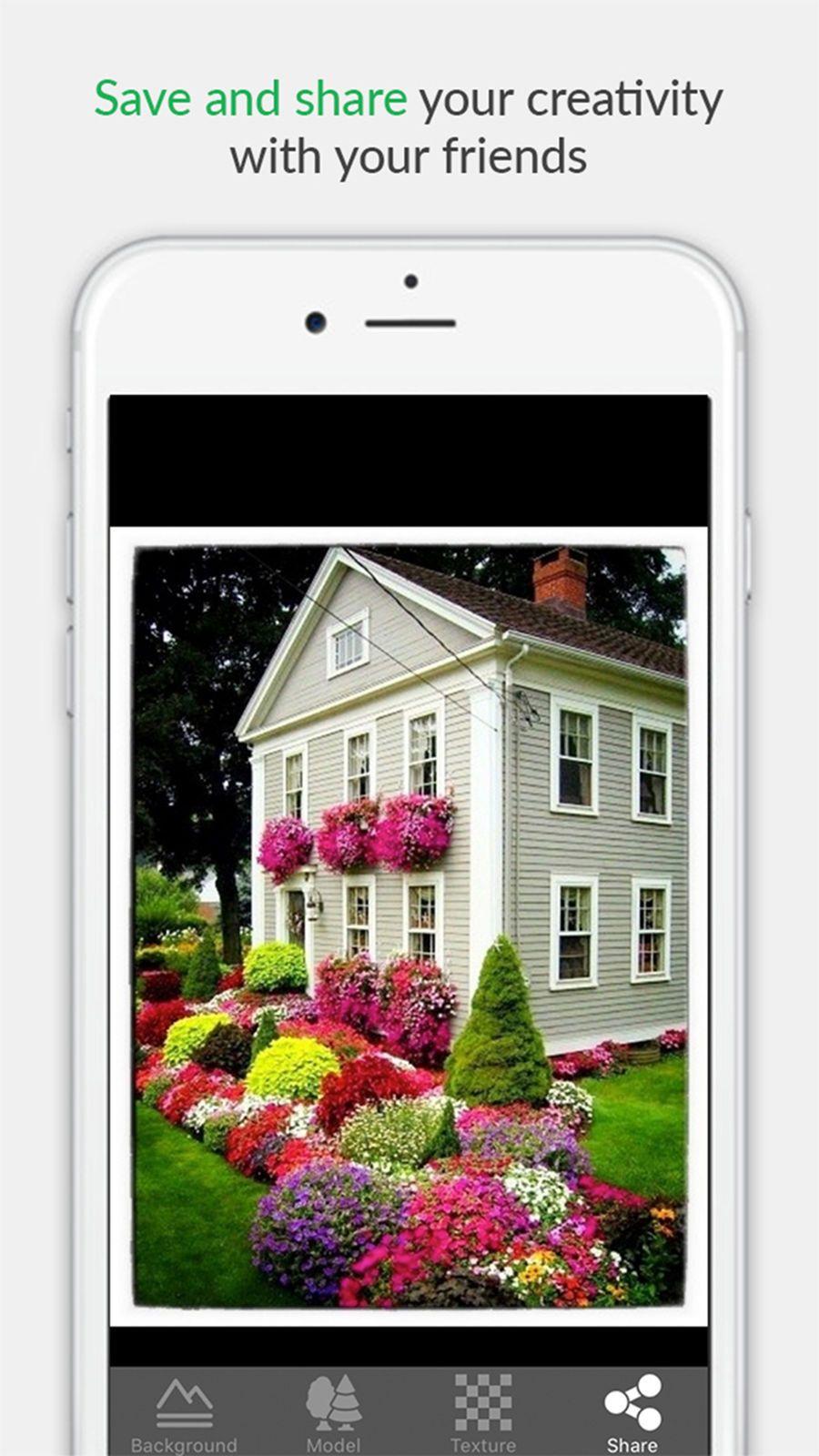 Room Lighting Design Software: Landscape Design- Home Decor, Flower Garden Design