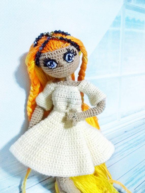 Crochet Handmade Dolls Comet Knutselen