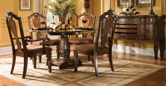 Pick Up The Most Suitable Dining Set And Enjoy Wonderful Family Time