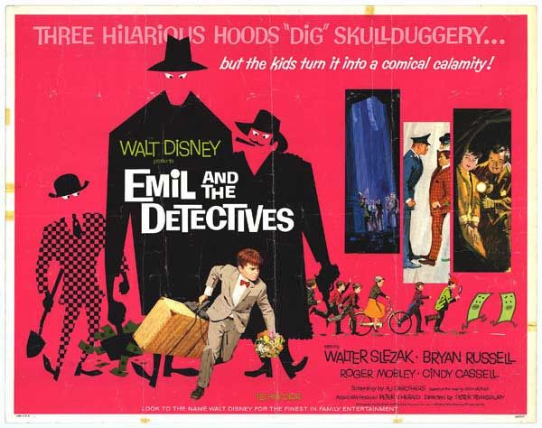 emil and the detectives disney
