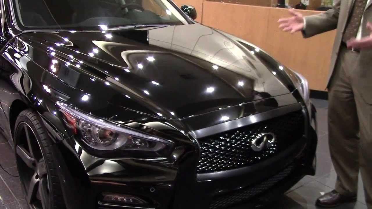 2014 Infiniti Q50S AWD custom showroom car review lots