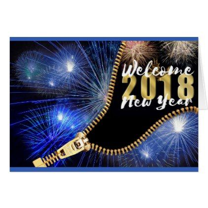 2018 CARD   new years eve happy new year party design ideas