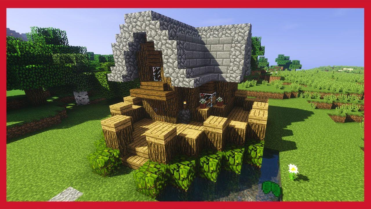 Case Di Montagna Minecraft : Minecraft come costruire una piccola casa tutorial minecraft