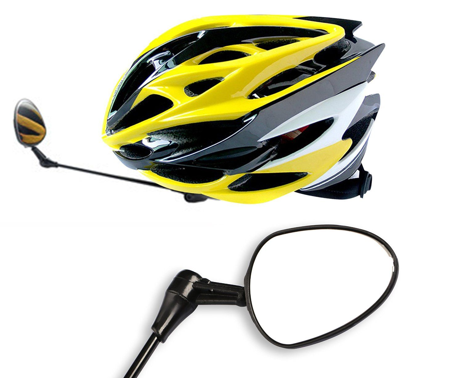 Amazon Com Best Bike Helmet Mirror On Amazon Our 360 Degrees