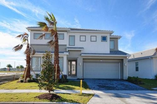 Casa Amerillo Kissimmee (Florida) Featuring a patio, Casa Amerillo is a holiday home, set in Kissimmee. This holiday home provides an outdoor pool and free WiFi. Free private parking is available on site.  The kitchen is equipped with a dishwasher and there is a private bathroom.