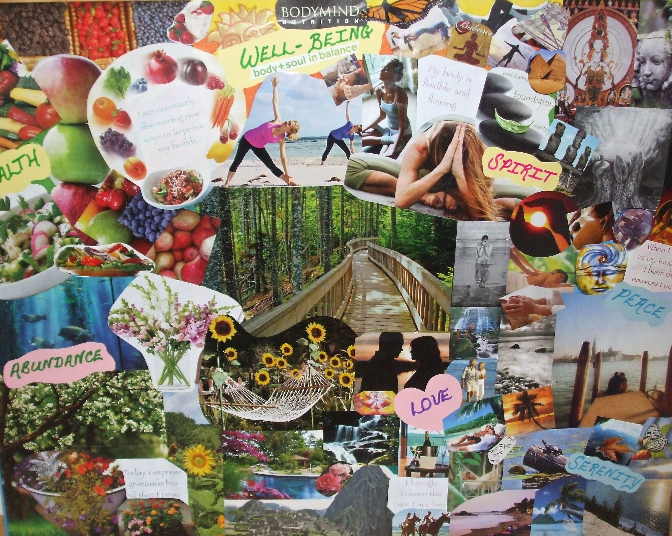 collage feng shui. Collage Feng Shui. Shui Vision Board - Hledat Googlem E S