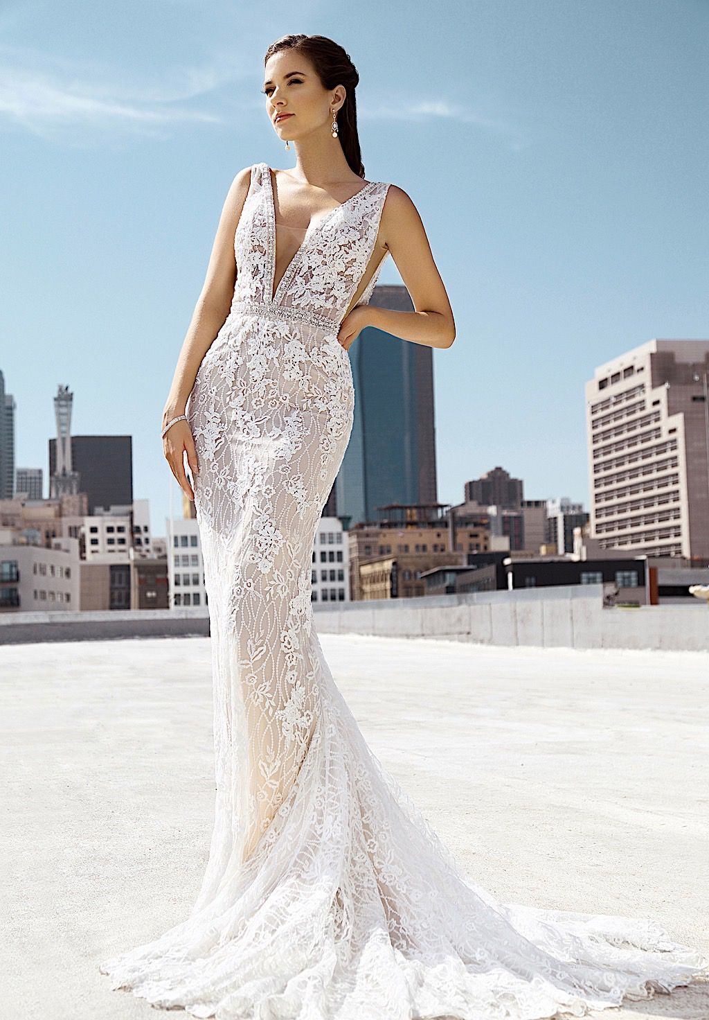 NEW 2018 BRIDAL COLLECTION KYLIE Wedding dresses