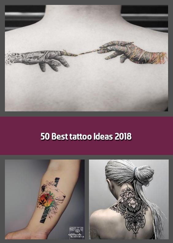 Photo of 50 Best tattoo Ideas 2018 –    Every new year dictates new trends when it comes …