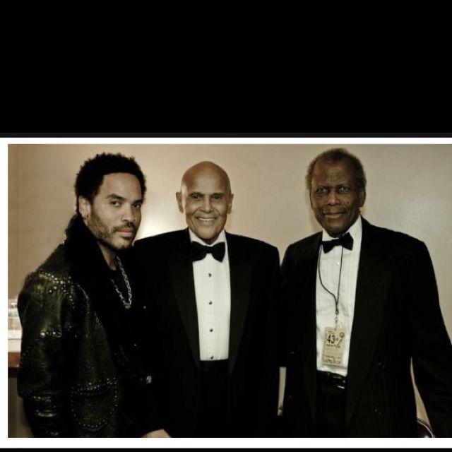 A triumvirate worth noting ...