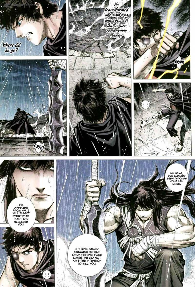 Feng Shen Ji 36 - Page 25