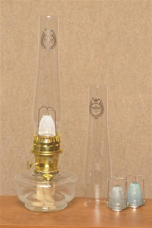 Aladdin Genie Iii Oil Lamp With 3 Year Parts Kit Oil Lamps Lamp Aladdin