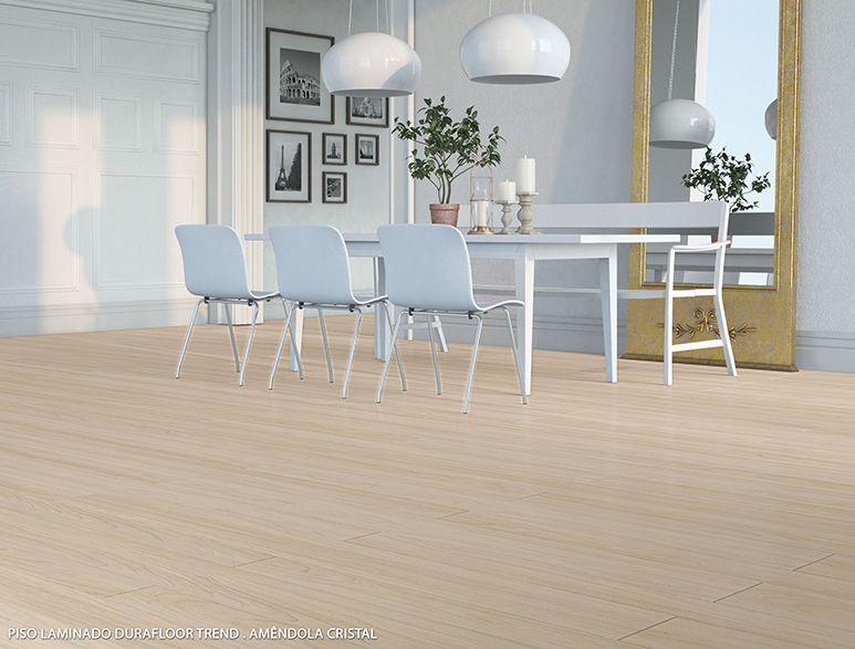 Piso laminado durafloor trend cor am ndola cristal arquitectura pinterest pisos laminas - Piso sandra ...