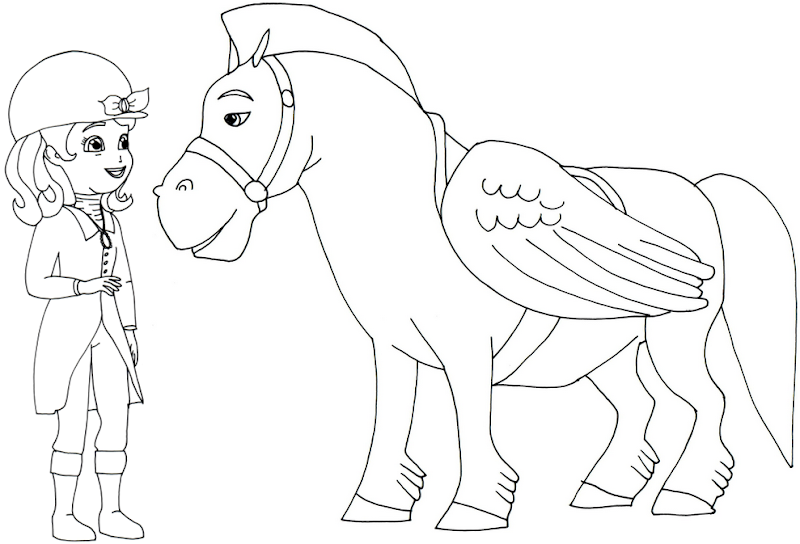 Top Coloring Page Minimus And Sofia The First Coloring Page Coloringpages Disney Coloring Pages Printables Disney Princess Coloring Pages Coloring Pages