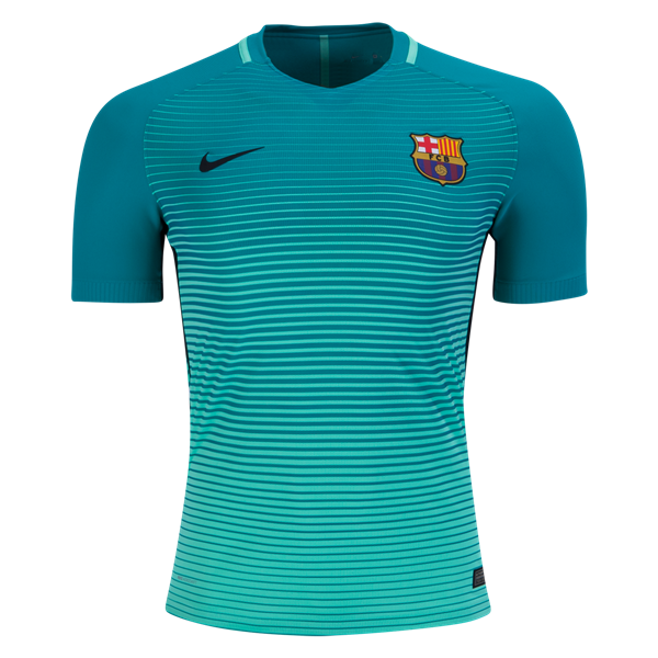 new product bc437 45993 Nike Barcelona Authentic Third Jersey 16/17 | Products ...
