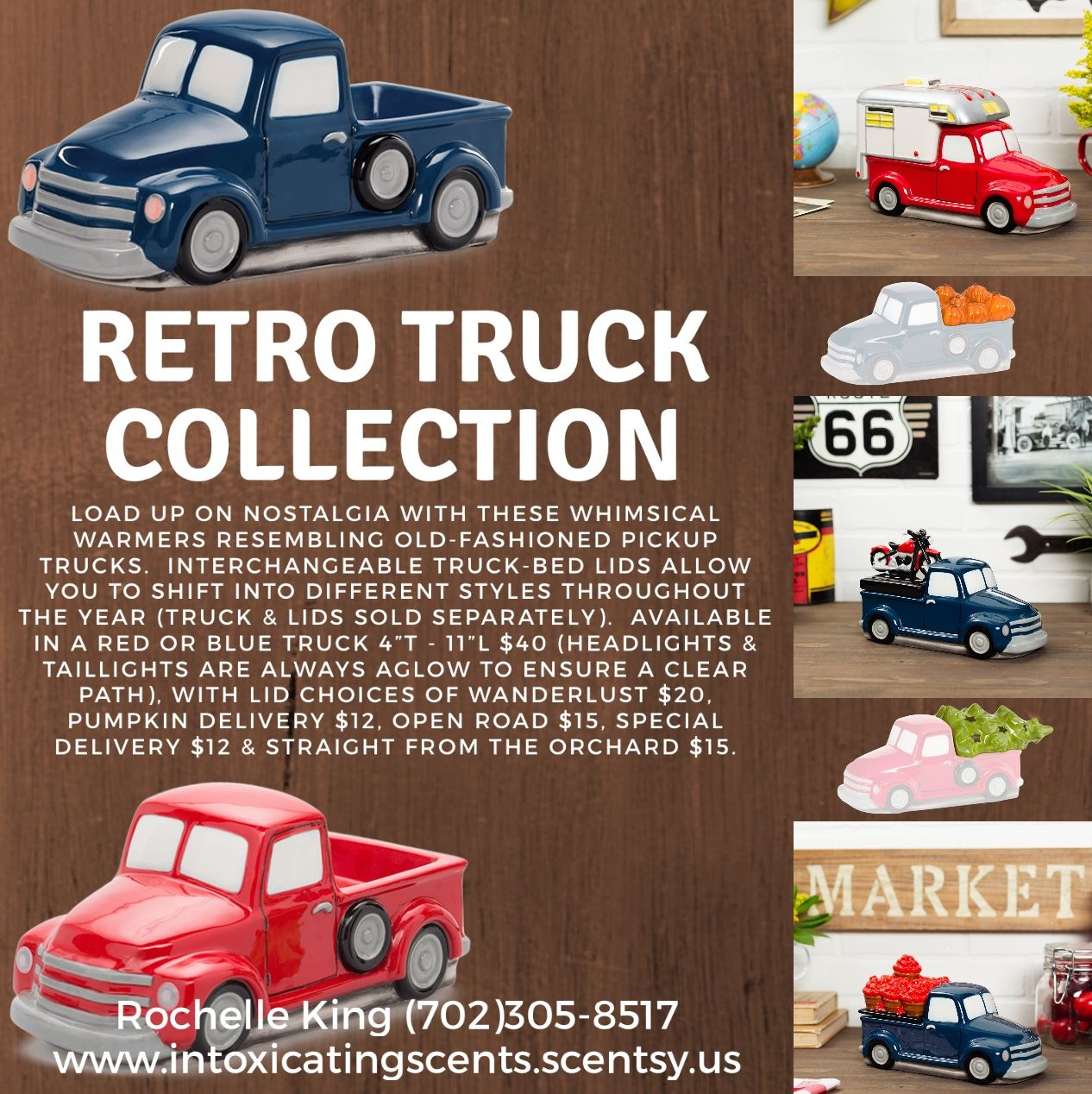 Introducing Our New Retro Truck Collection This Truck Warms Our