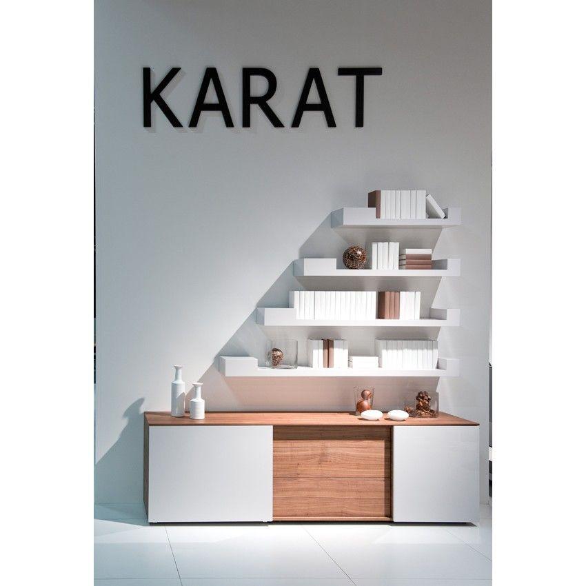 Karat Dressoir Sliding Doors - Karat - Merken | Eltink interieur ...