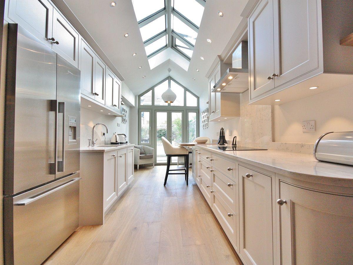 Best Cornforth White Bespoke Classical Hand Painted Kitchen 400 x 300