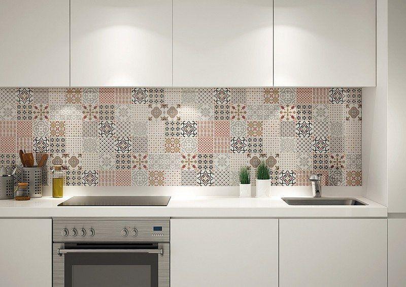 carrelage ceramique patchwork