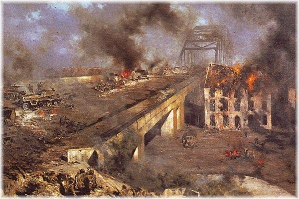 Battle Of Arnhem A Bridge Too Far Operation Market Garden World War Two Ride Of The Valkyries