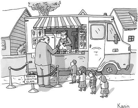 Kanin en The New Yorker