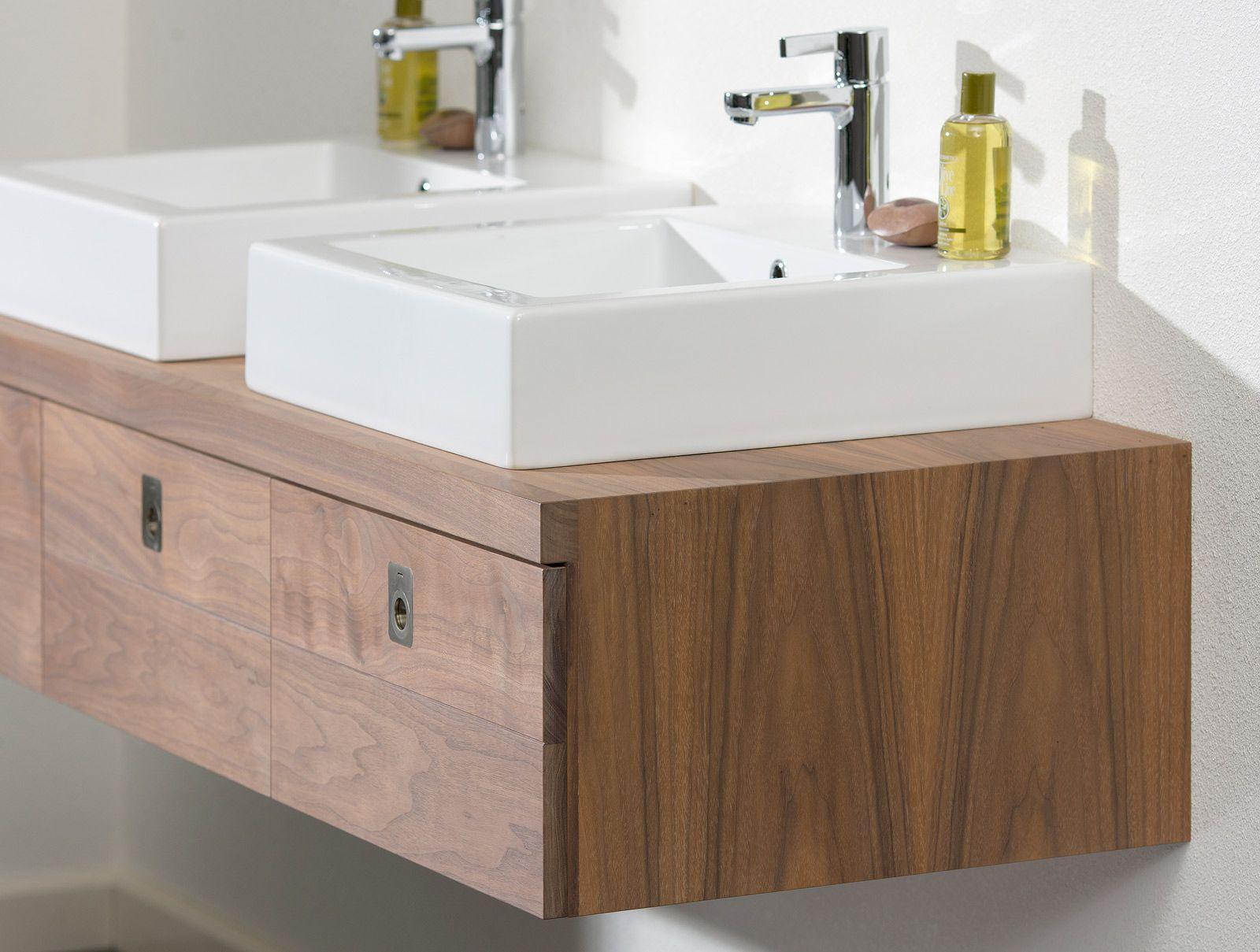 wastafelmeubel hout google zoeken badkamer meubel pinterest