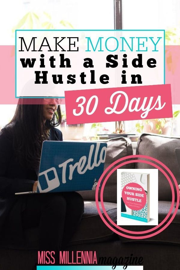 Why Not Turn Your Own Passions Into Profits and Create a 'SIDE HUSTLE' Business That'll Feed Your Bank Account and Give You More Freedom?
