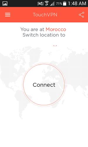 برنامج Touch VPN لفتح المواقع المحجوبة مجانا   برنامج فتح المواقع