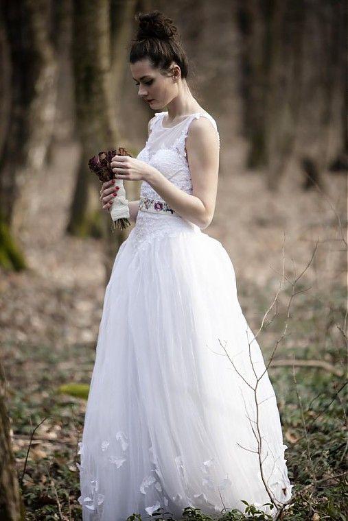 5b139dc6a8f9 Svatební.. by AtelierDeCouture - SAShE.sk - Handmade Šaty