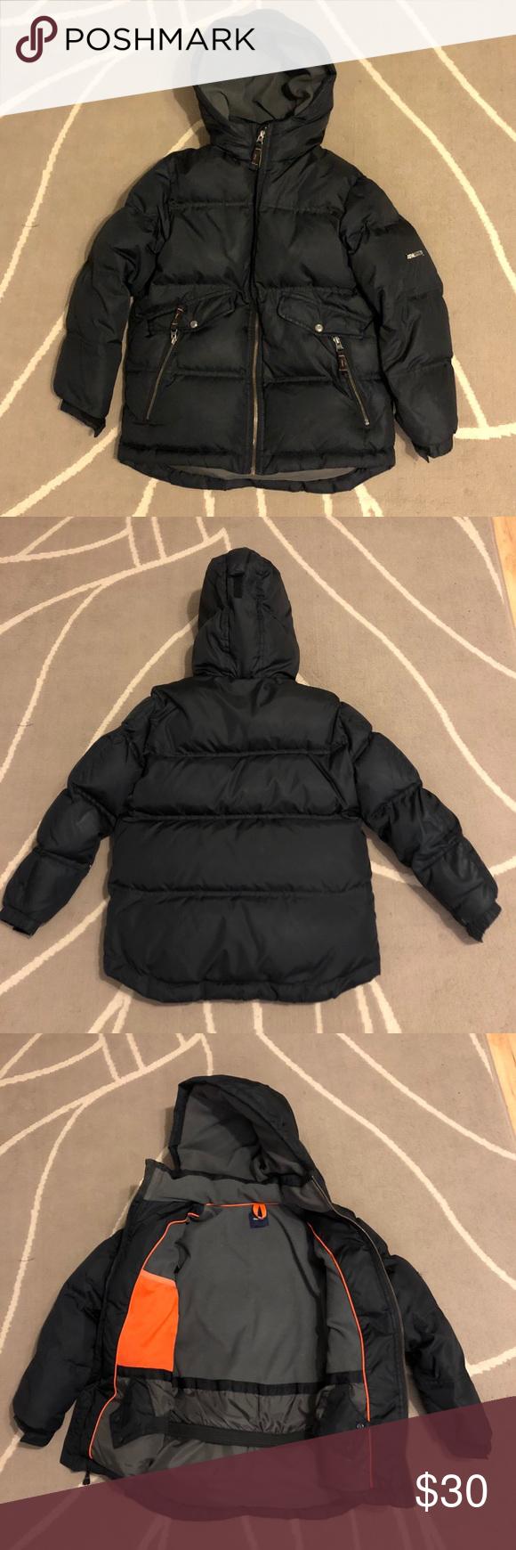 Boys Gap Kids Black Puffer Jacket In Size8 Medium Black Puffer Jacket Puffer Jackets Gap Kids [ 1740 x 580 Pixel ]